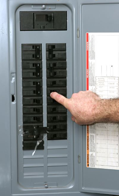 Electrical panel upgrades in Plainville by JP's Best Electric